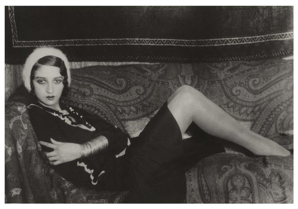 Renée Perle, Paris, France, January 1931