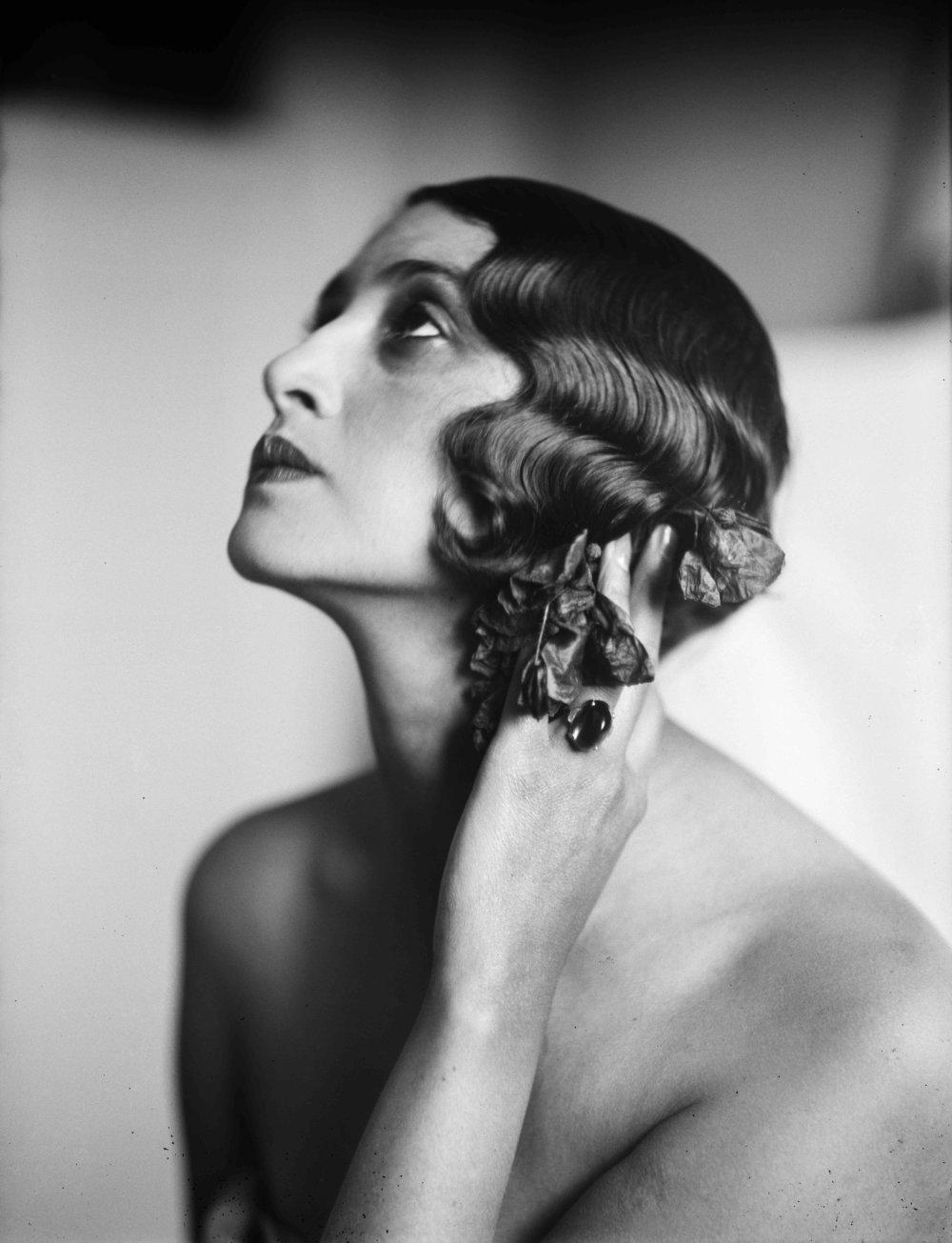 Renée, Juan-les-Pins, May 1930