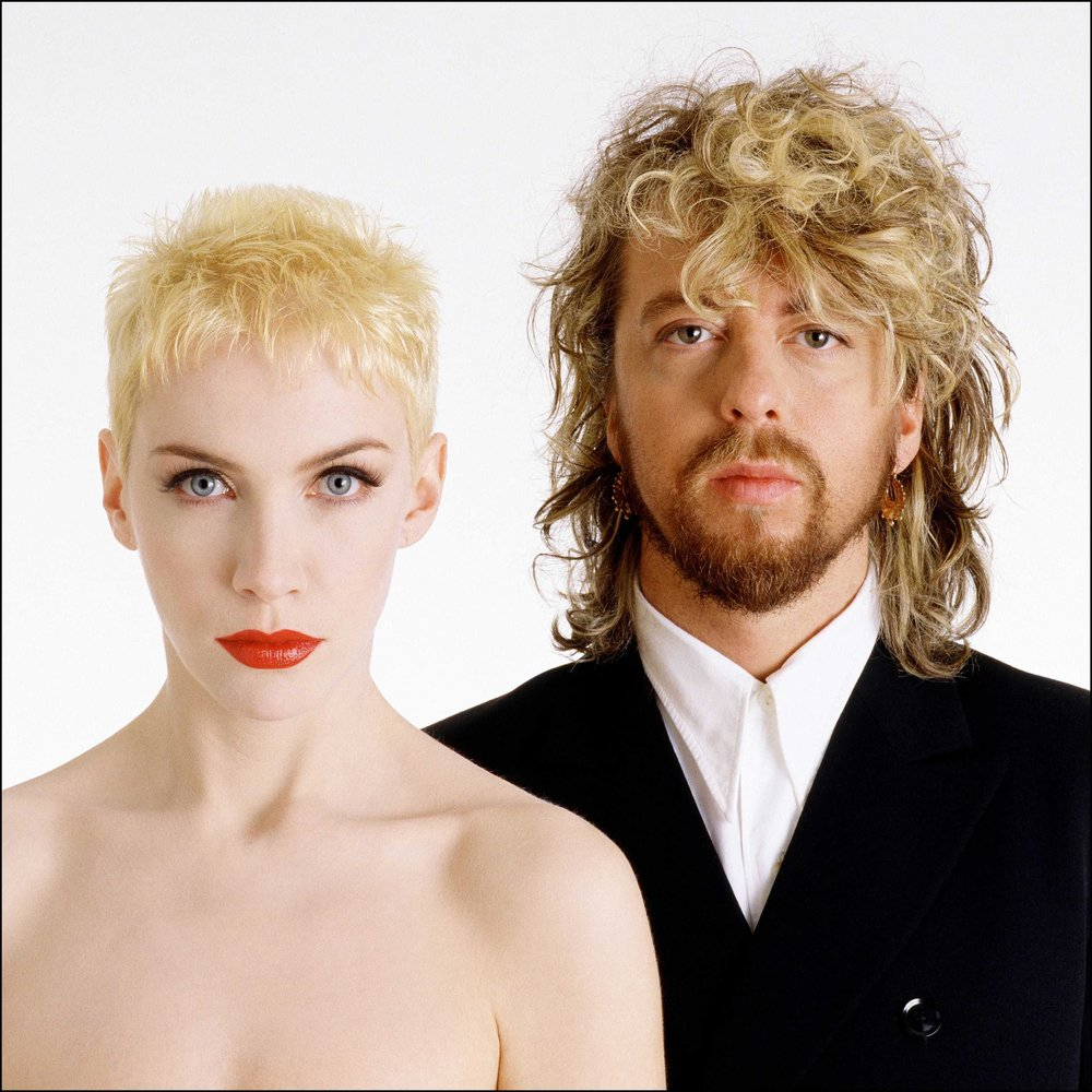 Eurythmics 'Revenge', Paris, 1986