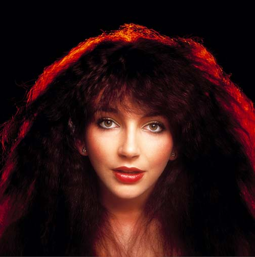 Kate Bush 'Redhead', Great Windmill Street, London, 1978