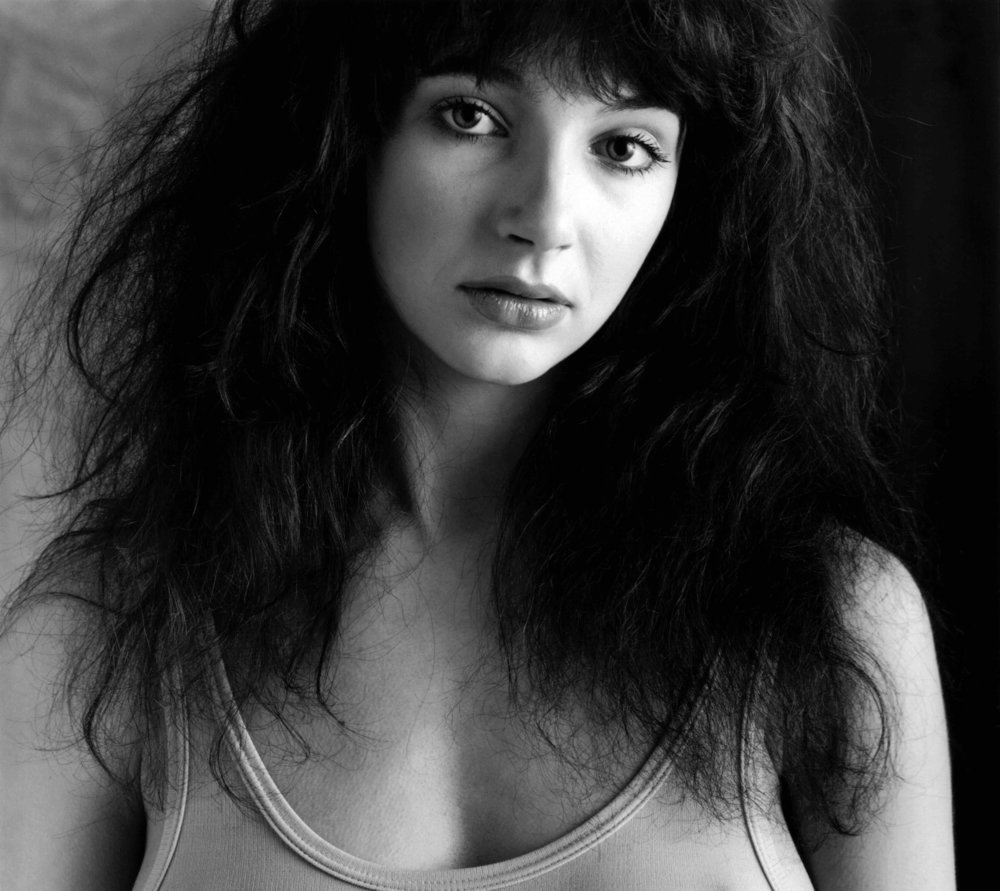 Kate Bush, Old Chapel Studios, 1978