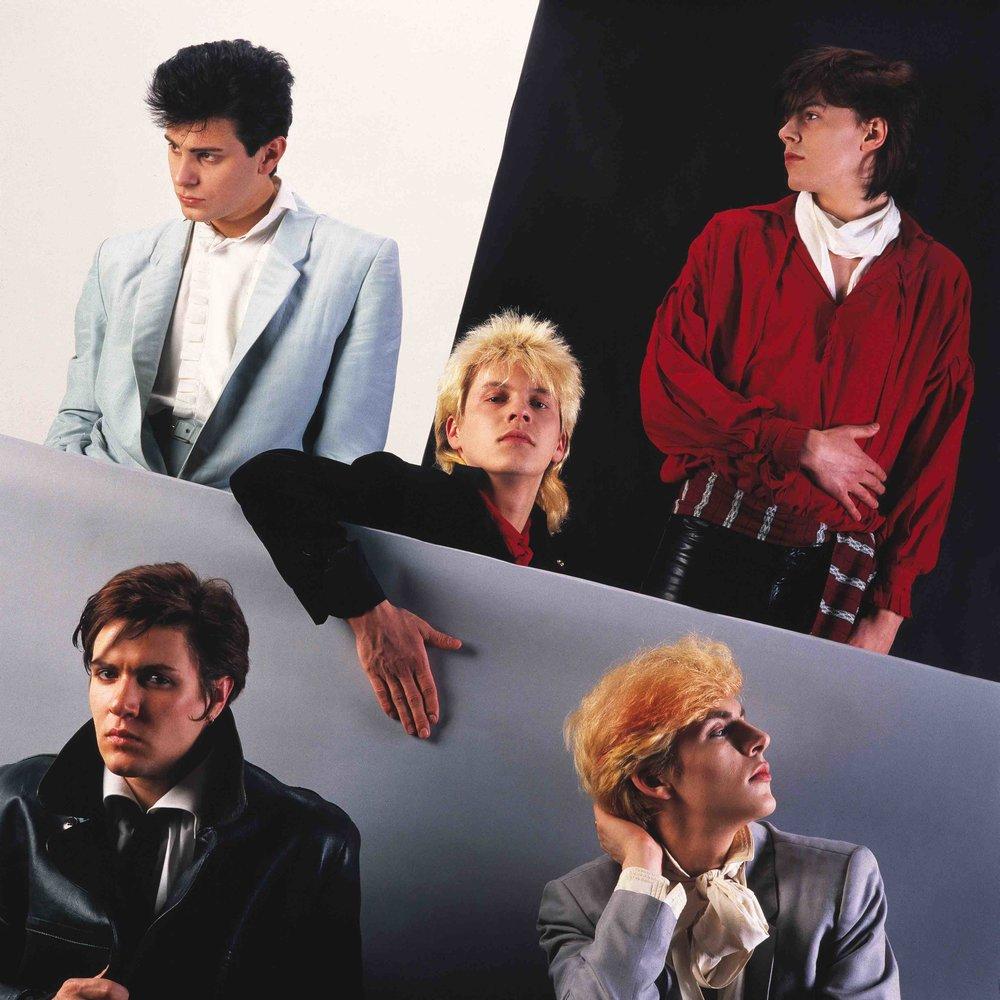 Duran Duran, London, 1982