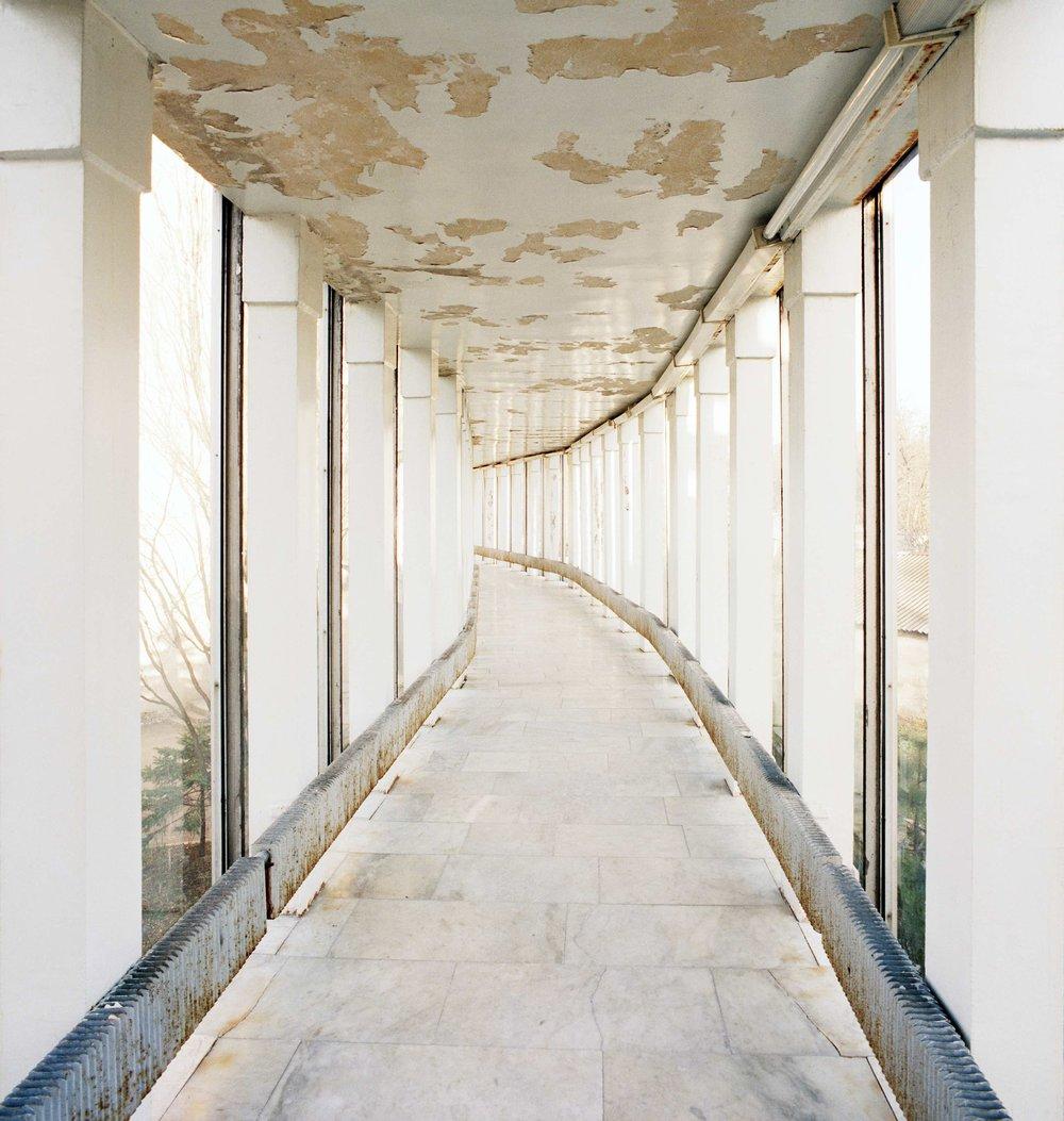 Magnolia Prophylactorium, Odessa, Ukraine, 1999 from the 'Sanatorium' series