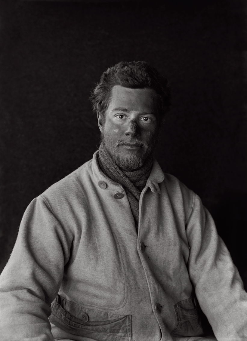 Portrait of Mr. Apsley Cherry-Garrard on Return From the Barrier, 29 January 1912