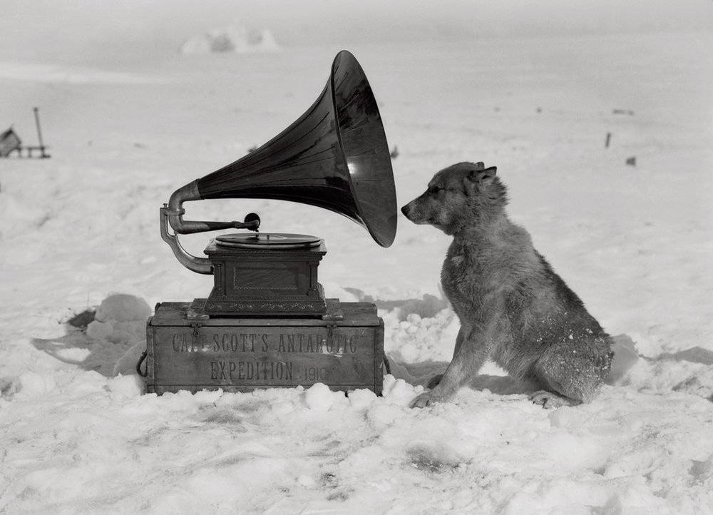 Chris & the Gramaphone, 1911