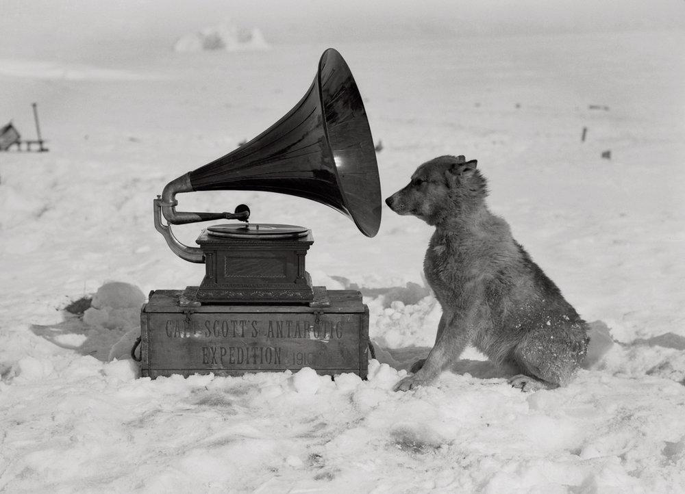 Chris & the Gramaphone, 1911