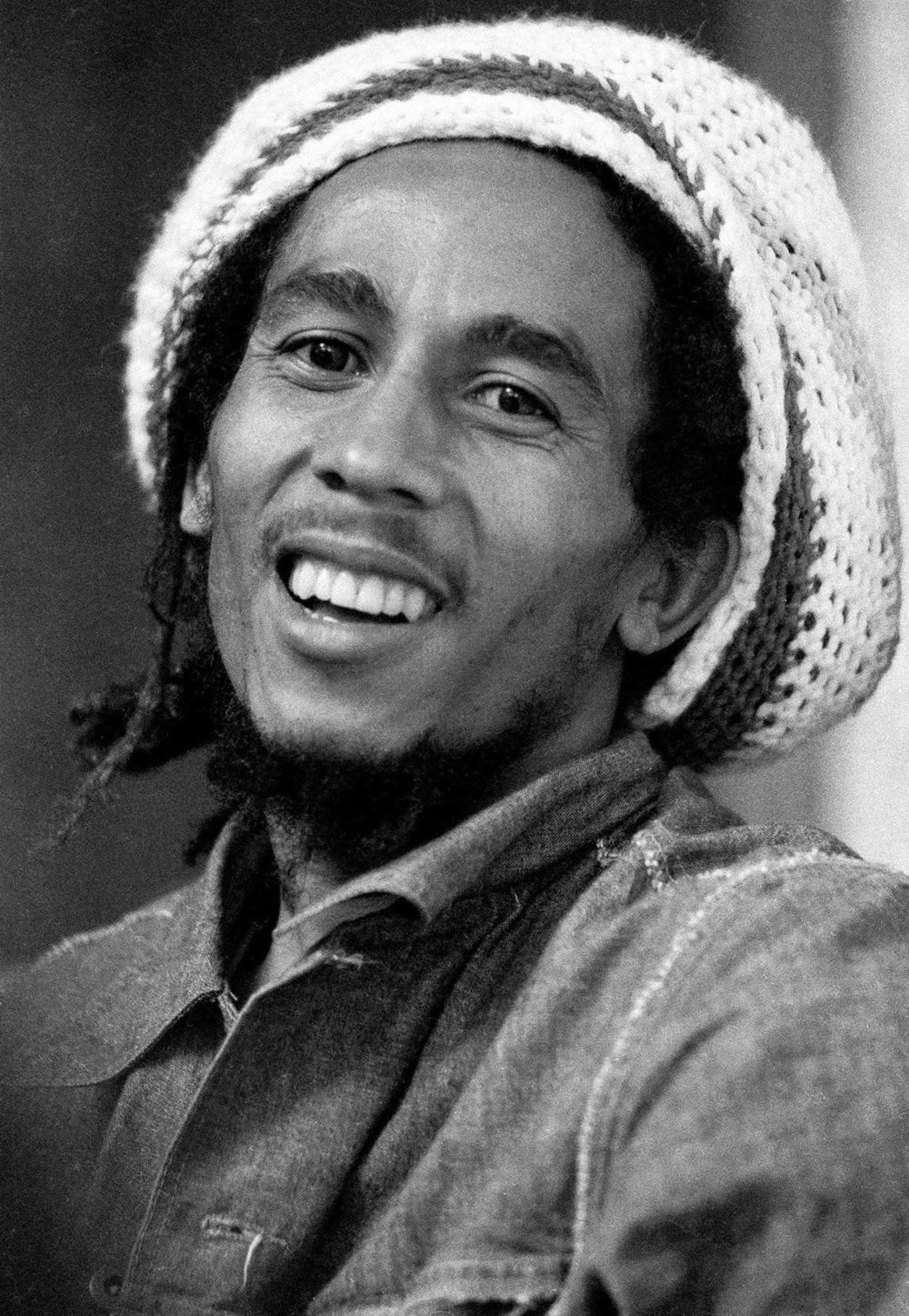 Bob Marley, London, 1975