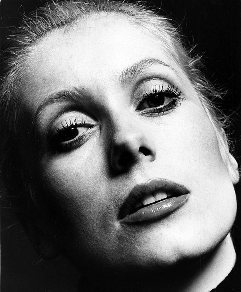 Catherine Deneuve, Studio Rizzo, Paris, 1965