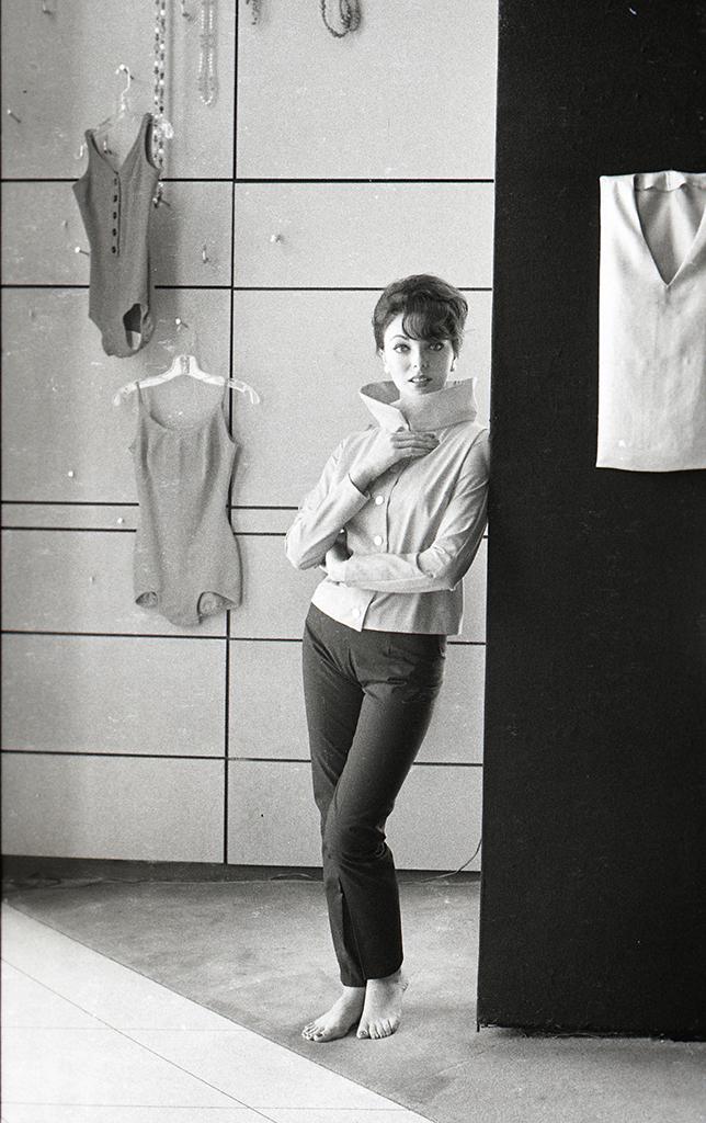 Joan Collins, Beverly Hills, 1959