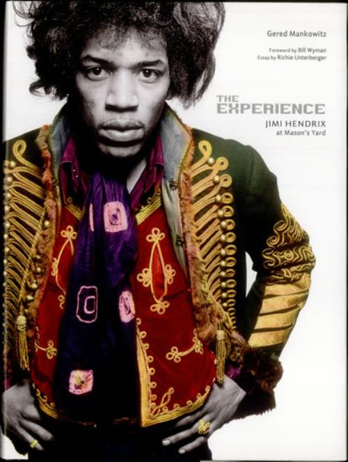 The Experience, Jimi Hendrix Mason's Yard (French Version) - by Gered Mankowitz