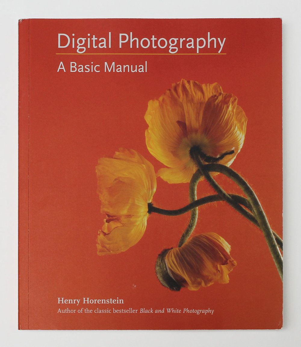 Digital Photography: A Basic Manual - by Henry Horenstein