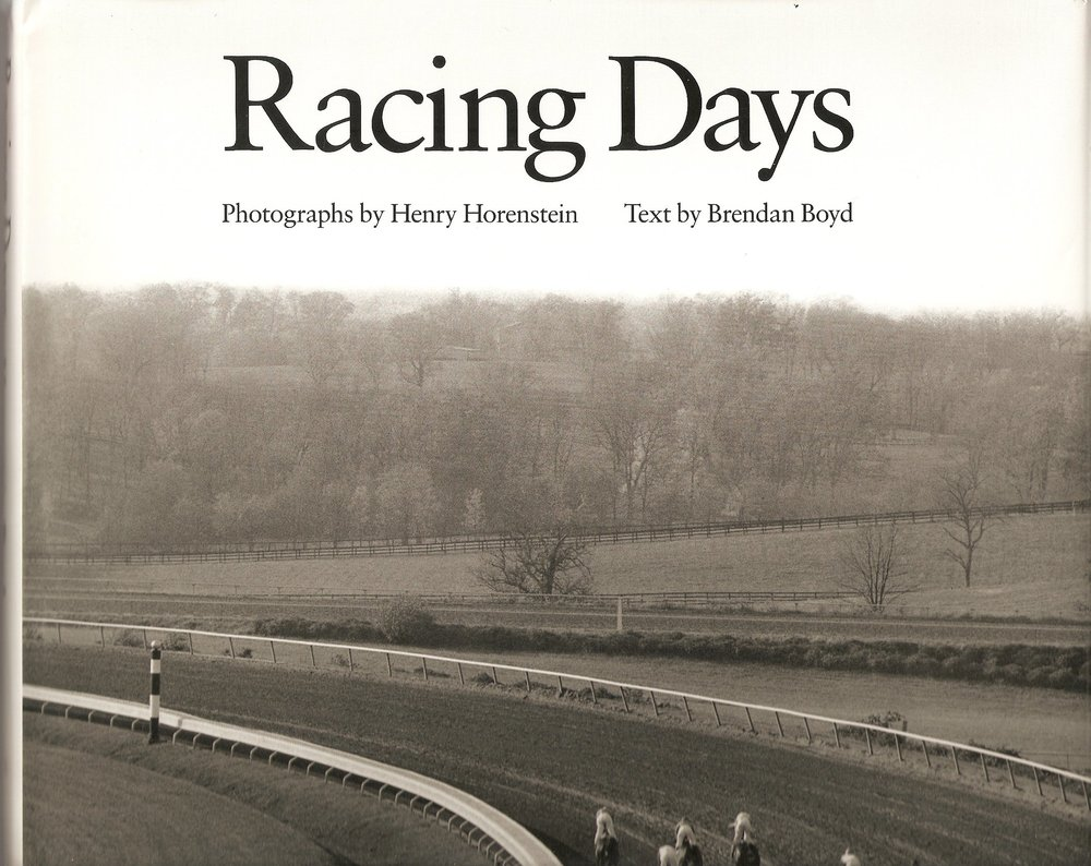 Racing Days - by Henry Horenstein