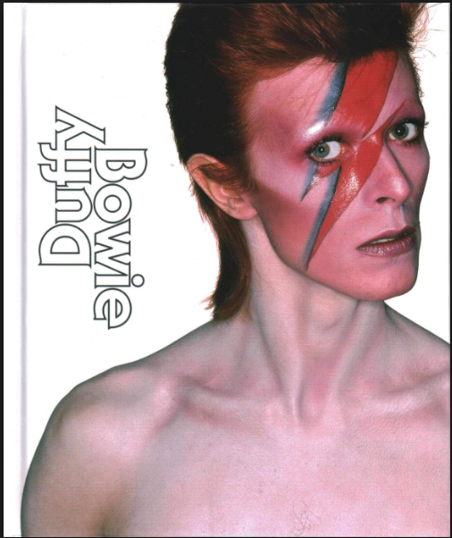 David Bowie: Five Sessions - by Brian Duffy