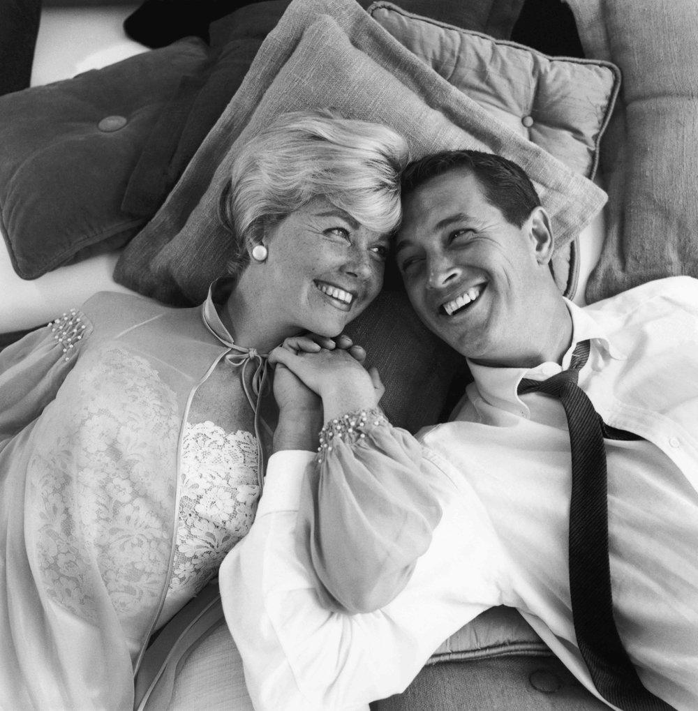 Doris Day & Rock Hudson, 'Pillow Talk', 1959