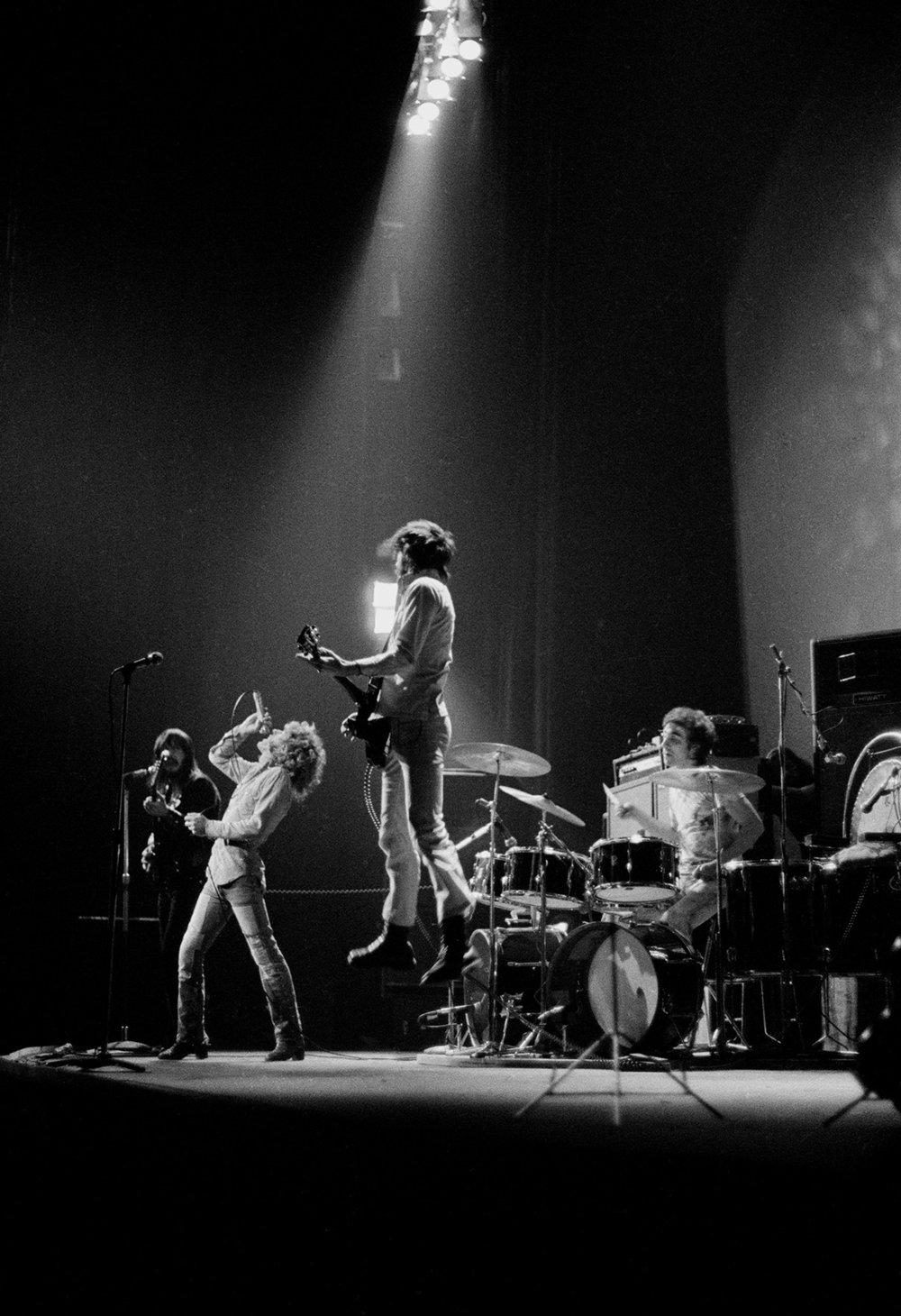 The Who, Rainbow Theatre, London, 1971