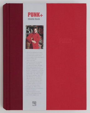 Punk+ - by Sheila Rock
