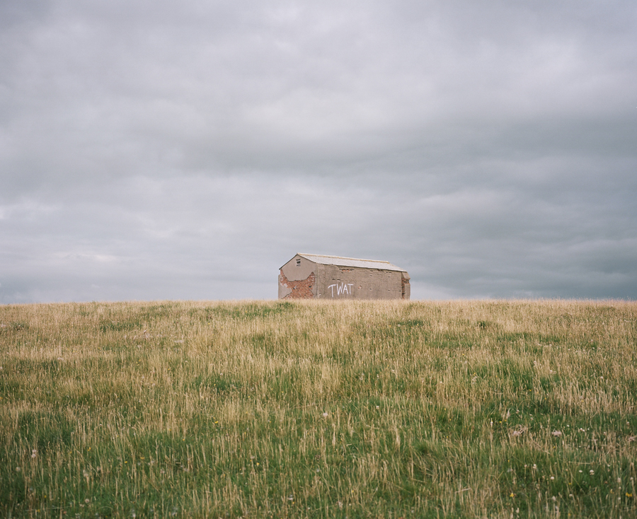 The Shed from the 'Submerged' series by Michelle Sank