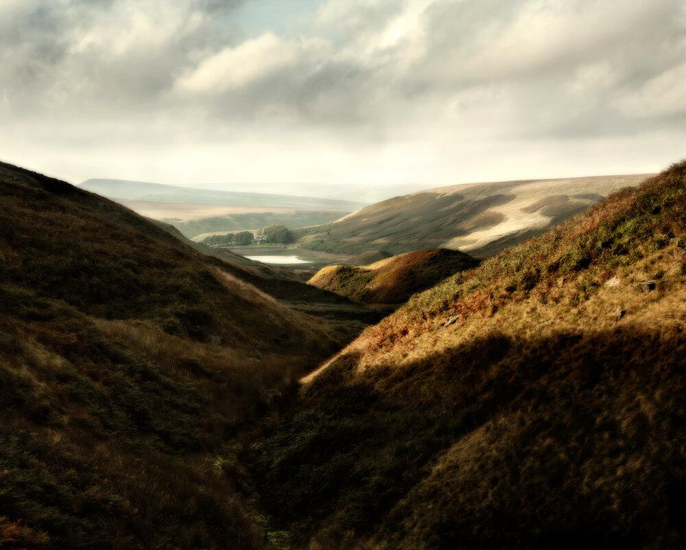 Wessenden Moor, Wessenden Moor, 2012 from The saddleworth Moor Series
