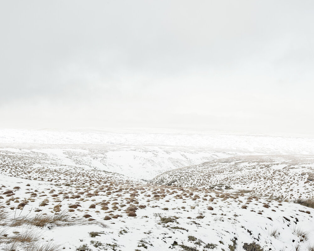Dean Head Moss, Saddleworth Moor, 2015 from The Saddleworh Moor Series
