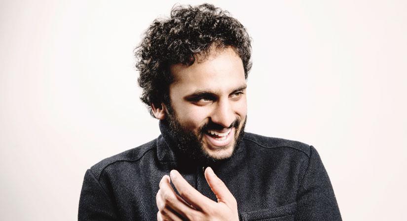 Nish Kumar -