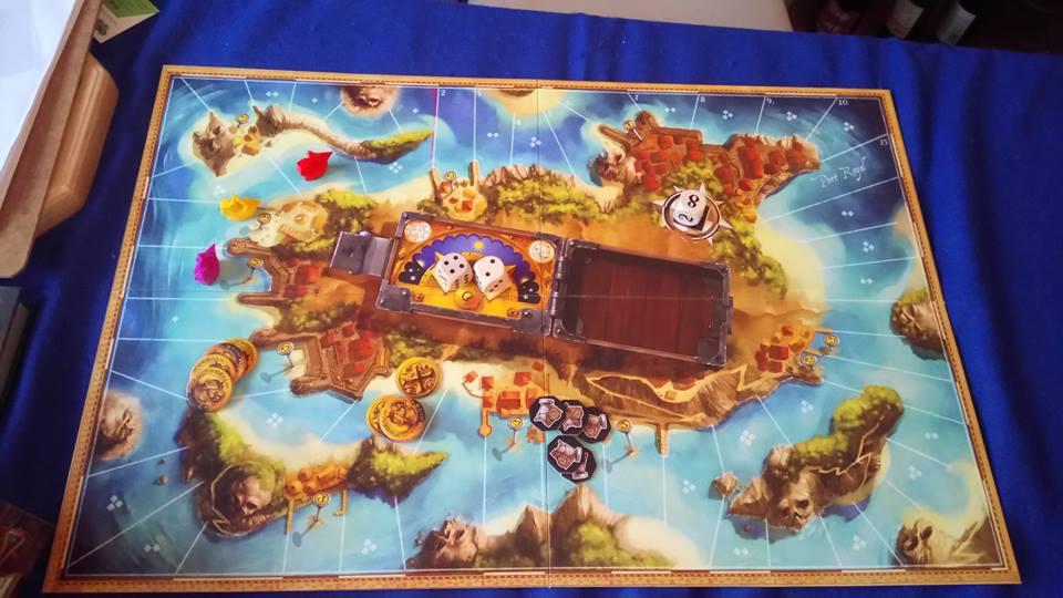 Board Game Night! -
