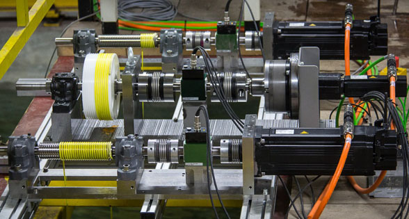 - Beside the analysis of the test results, the construction material of the hardware is currently being examined in the laboratory at the University of Amberg. At the same time, first plans regarding the development of the prototype are already being made. Thereby, the focus is directed on the conceptual design of the Power Take Off to achieve an economically efficient energy conversion up to the network supply.