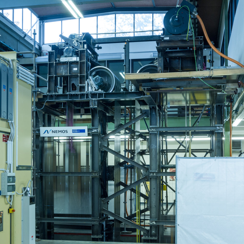 - On 3rd of February NEMOS will demonstrate its impressive PTO test bench within