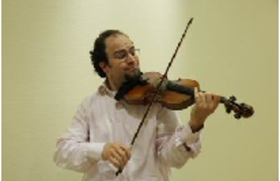 Claude Vonin   Violoniste