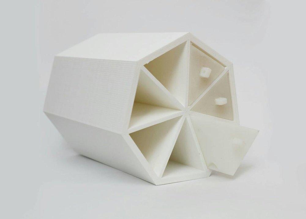 Modular Pill Box - #DesignForMSK