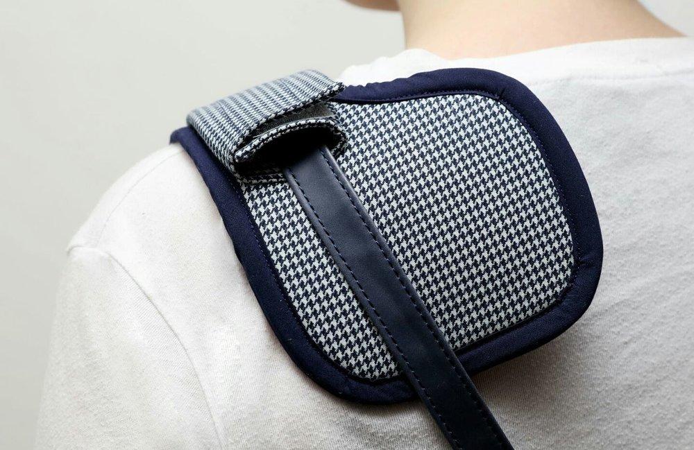 Bag Strap Enhancement - #DesignForMSK