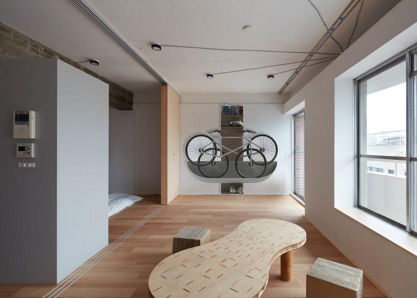 Modular bike storage