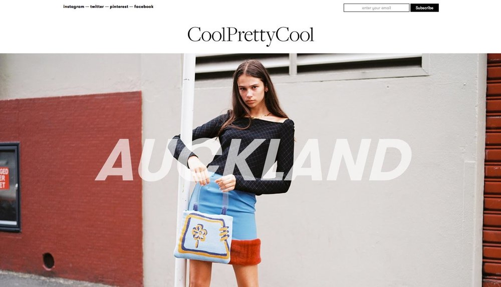 CoolPrettyCool Blog