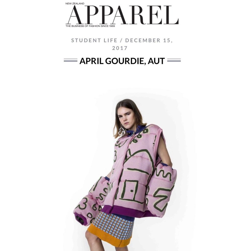 Apparel Magazine