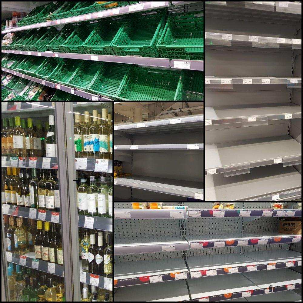 there's always plenty of wine!!
