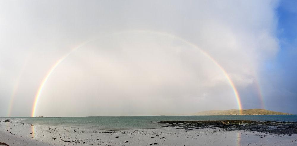 Barra Double Rainbows
