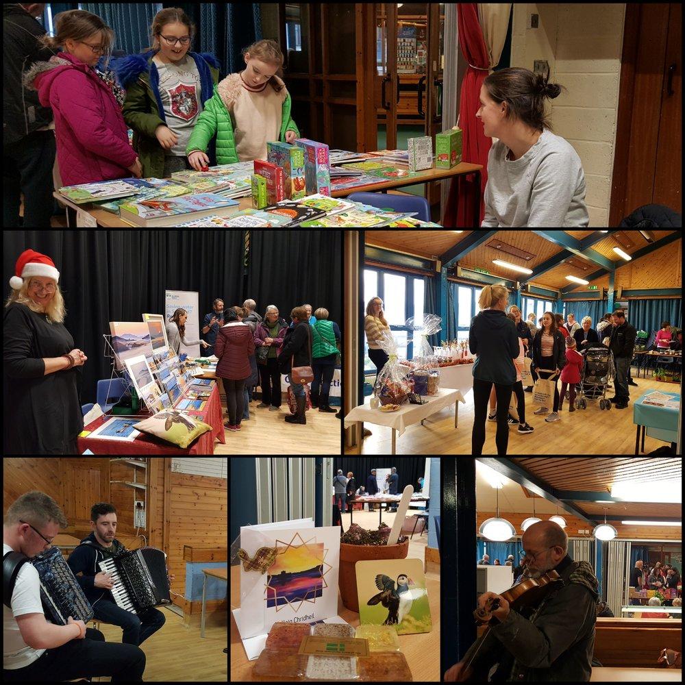 Castlebay School Christmas Fayre