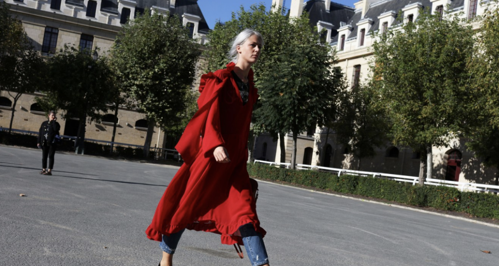 How To Wear The Dress-Jean Trend In Three Easy Steps  We're always interested in trying new ways to update, rework, adapt and modernise our winter favourites. The dress-jean trend does just that... READ MORE