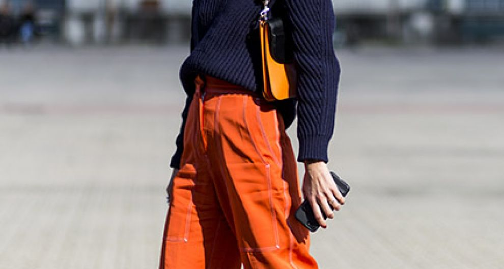How To Wear Orange Without Looking Like One  Orange can be a harsh colour. Here are three simple hacks to turn your wardrobe from anti-orange into a tangerine dream...READ MORE