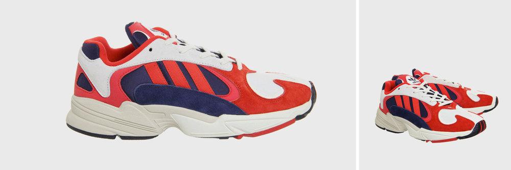 Adidas Yung 1, €120,  Brownthomas.com