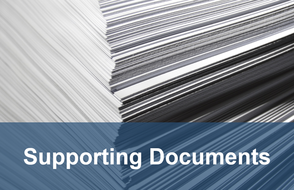 supporting documents button