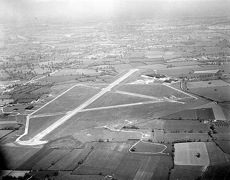 raf moreton valence airfield