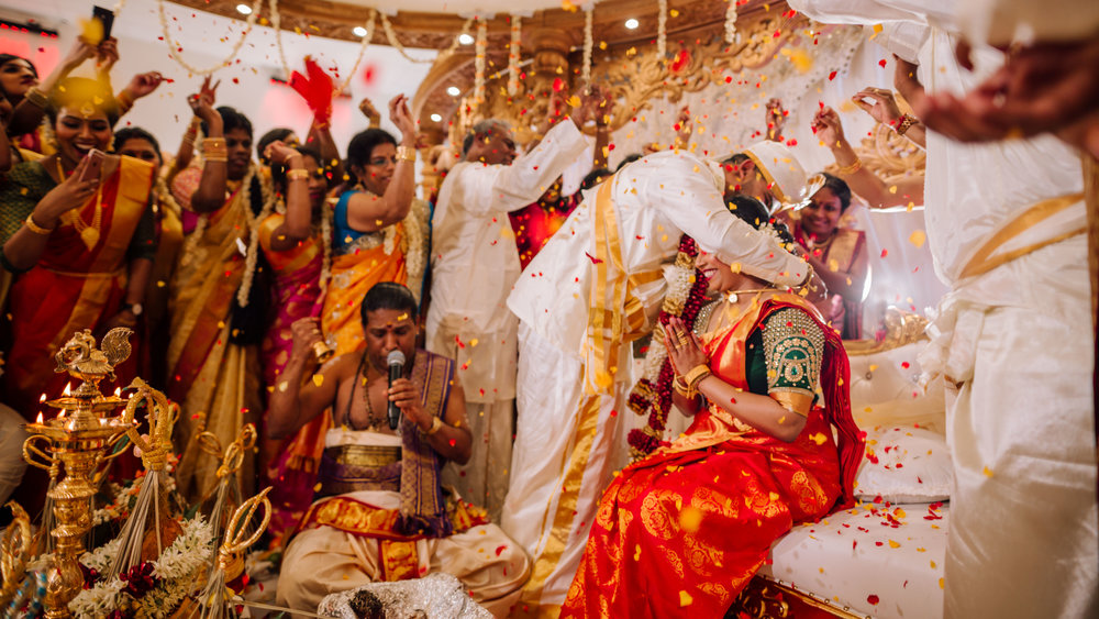 Thushi & Mathu Hindu Wedding