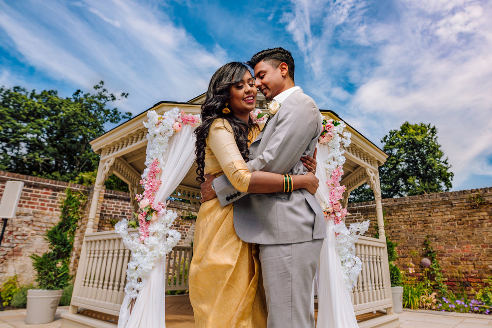 KRISH & CLAUDIA CHRISTIAN WEDDING HIGHLIGHT