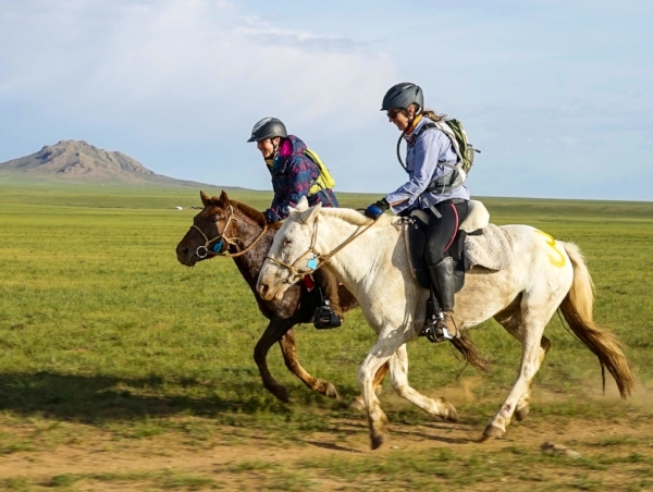 The Gobi Desert Cup - Equestrian Living, June 2018