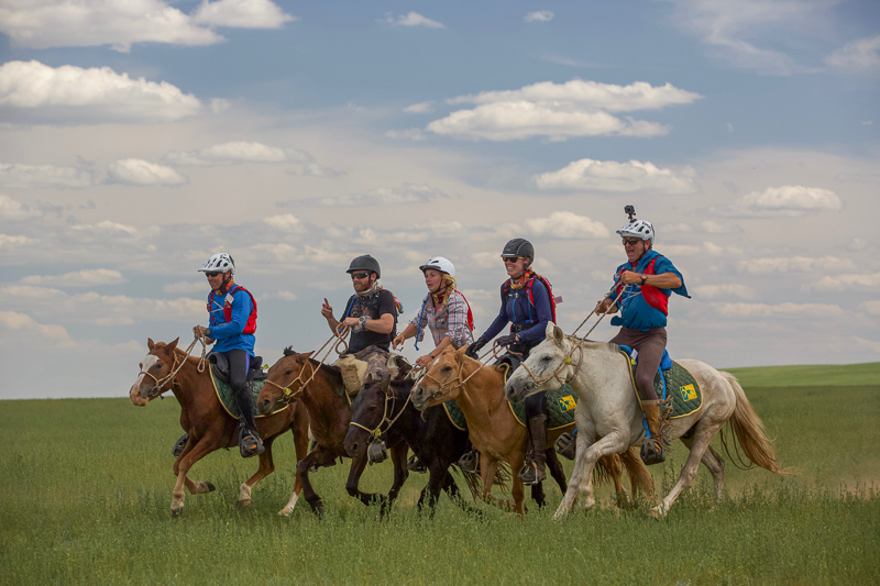 Cultural Sustainability and Endurance Racing with The Gobi Desert Cup - Endurance World, September 2018