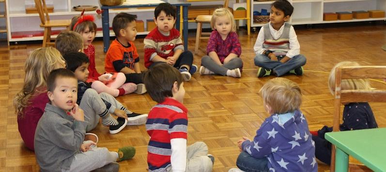 Montessori-Classroom