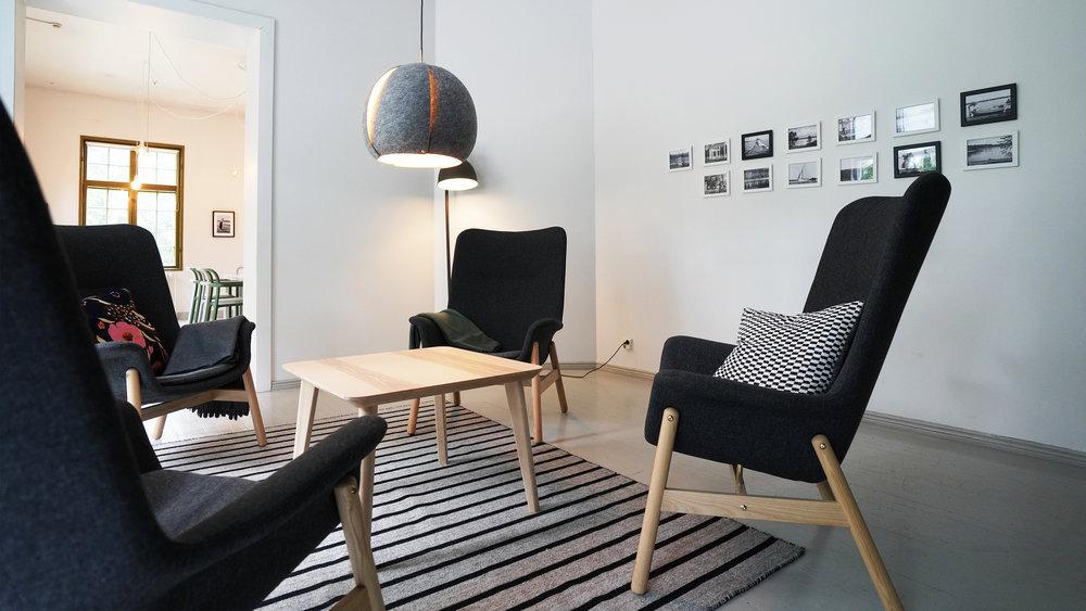 Cafe Monami -Lounge 2
