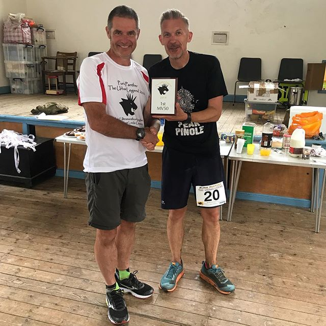 Our R&D guy @worldofjames smashed a little 42 miler in 7 hours 36 minutes this weekend coming first in his age group (that's the over 50s) and eighth overall #poweredbypinole #ultrarunner #nutrition #notbadforanoldguy
