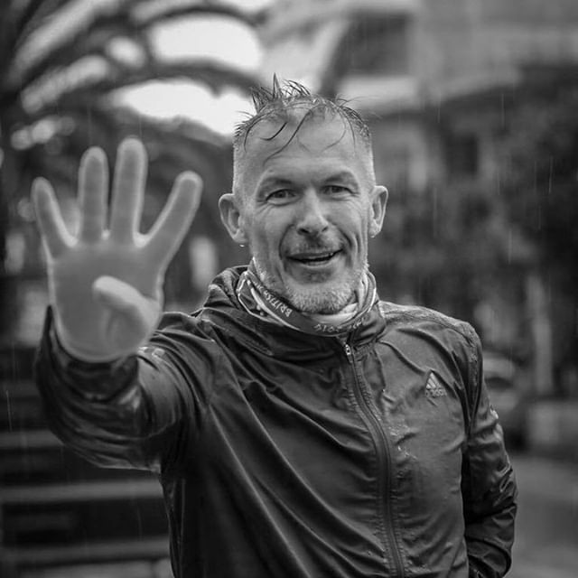 #ThrowbackThursday Our R&D guy @worldofjames running for Team GB at #Spartathlon in September this year. James, pictured here at the end of the race, was running for the fourth time, fuelled by our Peak Pinole Ultra Bites. Guess he was pretty happy at his unique http://four-in-a-row. Wonder if he'll do five? Photo courtesy of Chris Mills #ultramarathon #pinole #running #continuethelegacy