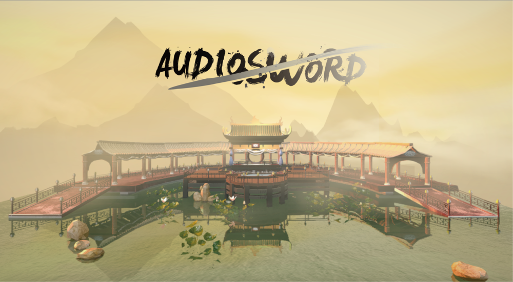 AUDIOSWORD   VR | 3D | Game